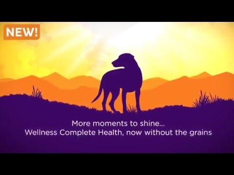 Grain Free Complete Health Natural Dog Food