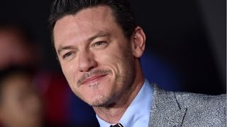 Luke Evans on why being gay shouldn