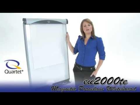 Quartet EU2000TE Euro Magnetic Porcelain Board