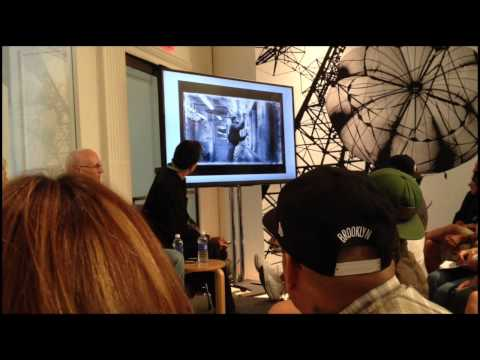 Flint Graffiti Presentation at Museum of the City of New York