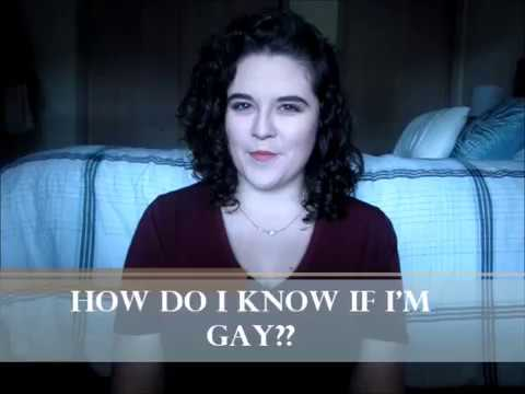how do i know if i m gay