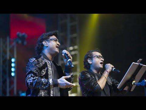 Ajay Atul live Lallati bhandar. (Jogwa)