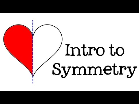 Intro to Symmetry: All About Symmetry for Kids - FreeSchool