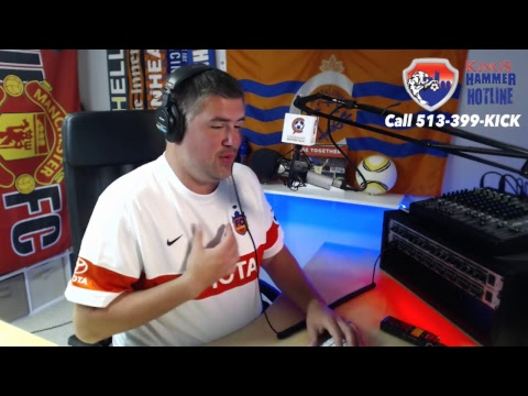 Cincinnati Soccer Talk LIVE - Episode 87 | FC Cincinnati USL Playoffs