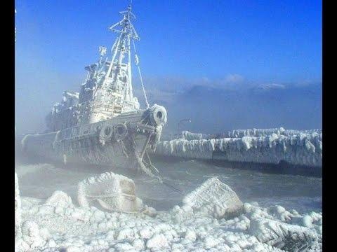 Седьмой континент: Антарктика.