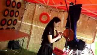 Madame Patate live @ Piknik Elektronik 17/08/08