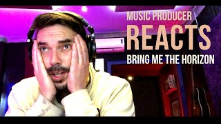 Music producer reaction to Parasite Eve by BRING ME THE HORIZON