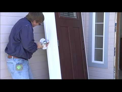 Jeld Wen How To Install An Entry Door Youtube