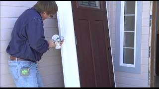 jeld wen how to install an entry door