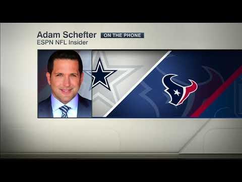 Cowboys Texans Preseason game Cancelled