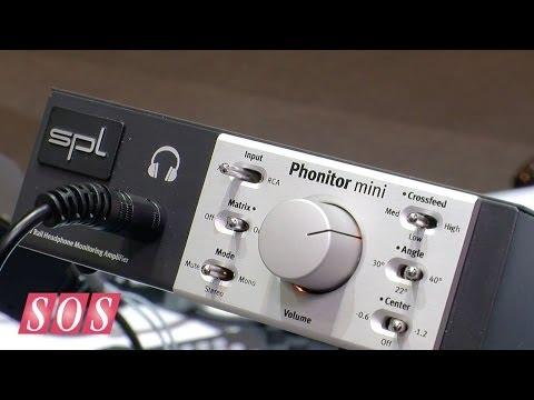 SPL Phonitor Mini - Musikmesse 2014