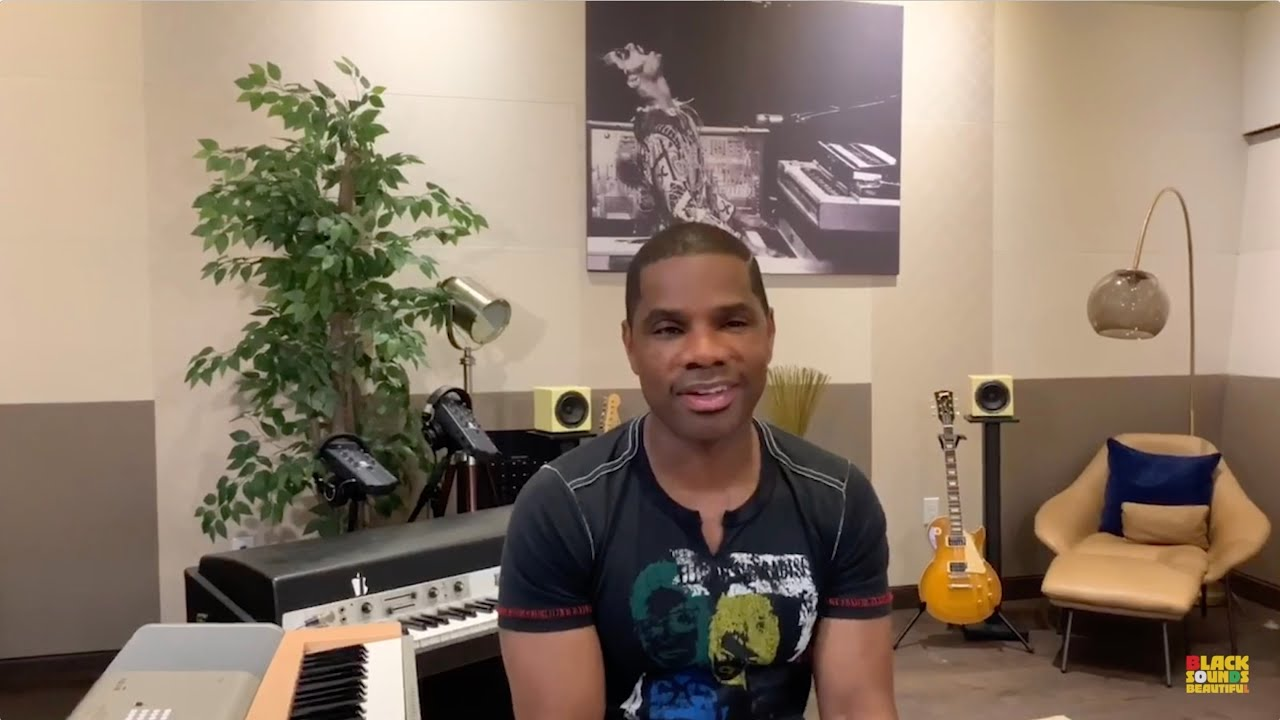 RCA Presents Black Sounds Beautiful With Kirk Franklin