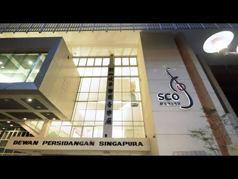 Singapore Conference Hall - SCO Concert Hall