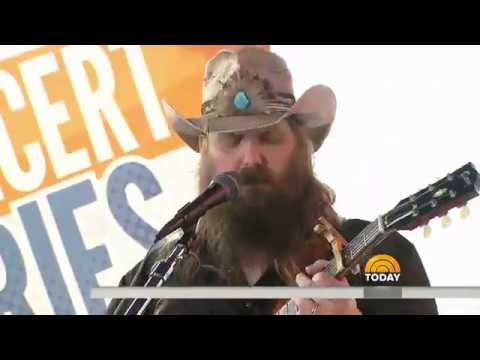 Chris Stapleton performs 'Second One to Know' live