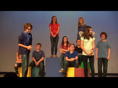 Saline Middle School Drama Class - 30 Reasons NOT to be in a Play-  5 30 18