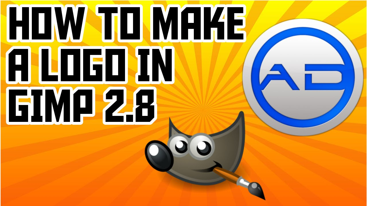 How To Make A Logo In Gimp 28