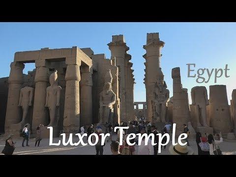 EGYPT: Luxor Temple