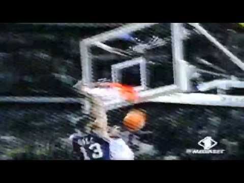 Michael Jordan stolen and Slam Dunk vs Kendall Gill - playoff 1998