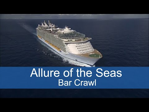 Cruise Critic Tours Allure of the Seas Bars