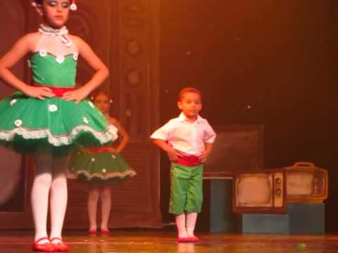 André Luiz - Pipoca com Guaraná - Ballet Márcia Helena -