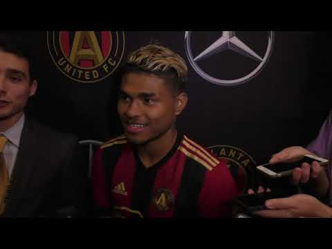 SytonniaLIVE w/ SportsWire Magazine: Atlanta United vs Vancouver Post Game With Josef Martinez