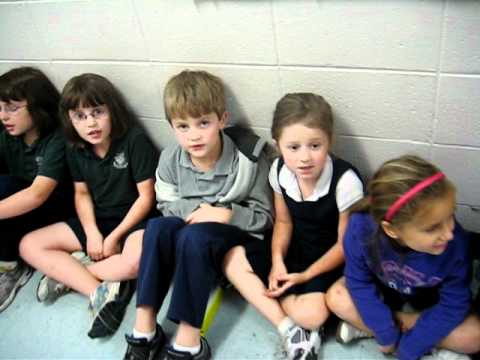 J'veux m'en aller au Bayou Pierre Part by Pierre Part Primary French immersion students