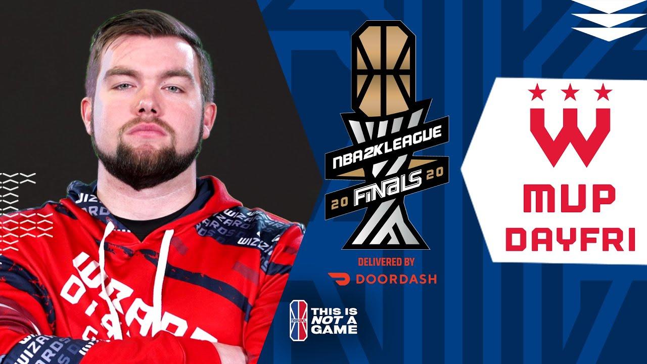 Dayfri Wins 2020 NBA 2K League Finals MVP Award
