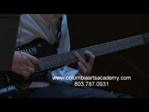 Guitar Lessons in Columbia SC