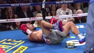 The Fourth Showdown Between Juan Manuel Marquez & Manny Pacquiao