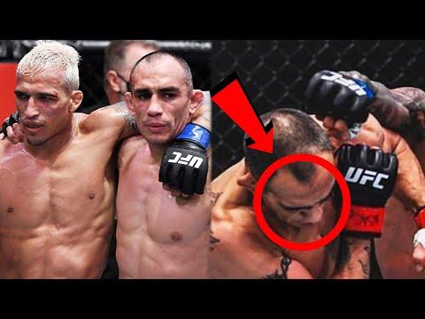 ВОТ ПОЧЕМУ ЧАРЛЬЗ ОЛИВЕЙРА ПОБЕДИЛ ТОНИ ФЕРГЮСОНА НА UFC 256!