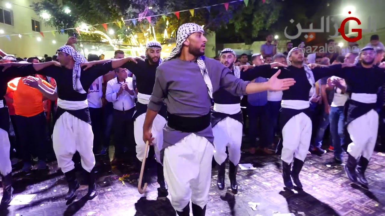 دبكة فرقة سكاكا مع عصام عمر حفلة أحمد ابو الكايد قلقيليه