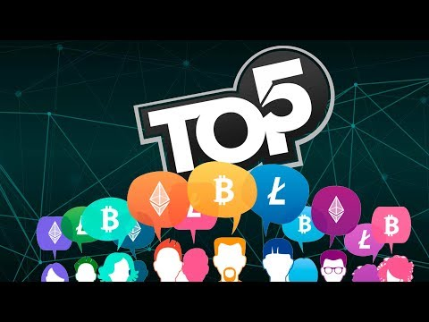 Top 5 Token Of January! [crypnews]