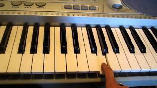 Kuch Kuch Hota Hai - Piano Tutorial