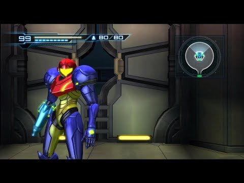 Metroid: Other M Real Gravity Suit Mod Dolphin Emulator 1080P 60FPS