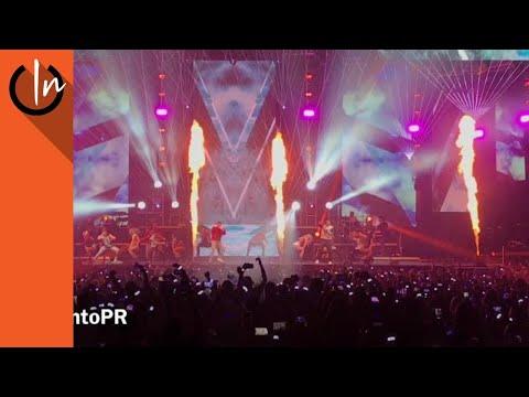 Luis Fonsi ft Daddy Yankee Despacito en Puerto Rico