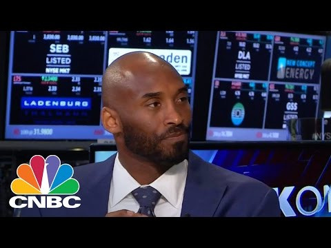 Kobe Bryant's Investment Advice To Retired NBA Players | CNB