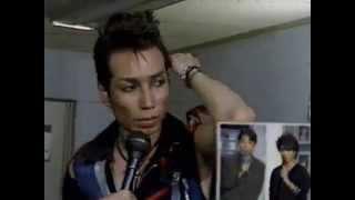 THE MODS  『激しい雨が』 1983 ザ・トップテンTV
