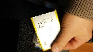 сони зл (Sony zl)разбор замена модуля