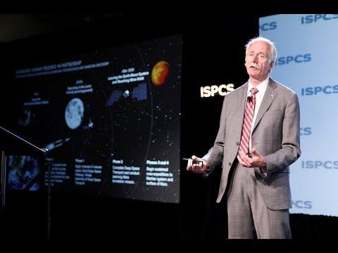 "ISPCS 2017 - William Gerstenmaier ""Human Spaceflight – The Ultimate Team Activity"""