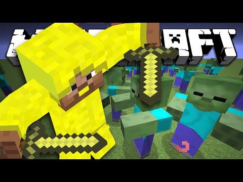 ПОЗОЛОЧЕННАЯ БРОНЯ - Minecraft (Обзор Мода)