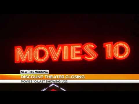Final Weekend At Movies 10