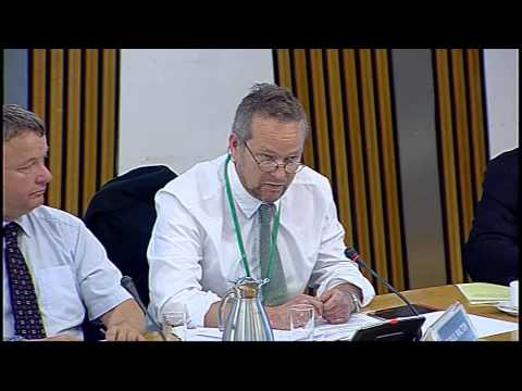Rural Affairs, Climate Change and Environment Committee - Scottish Parliament: 18th June 2014