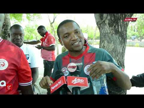Tazama Tambo za Mashabiki wa Simba Uwanja wa Mkapa-Michezoni leo