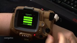 Fallout 4 Pip Boy Hands-on Review