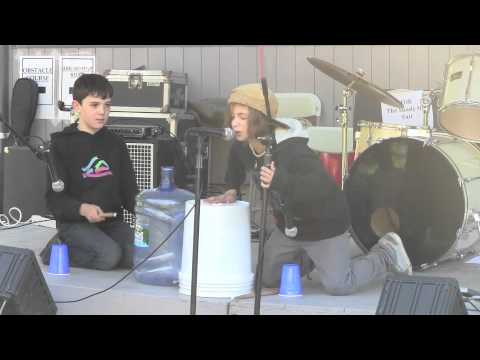 Solomon Performs at Shady Hill School Fair - Saturday, October 13, 2012
