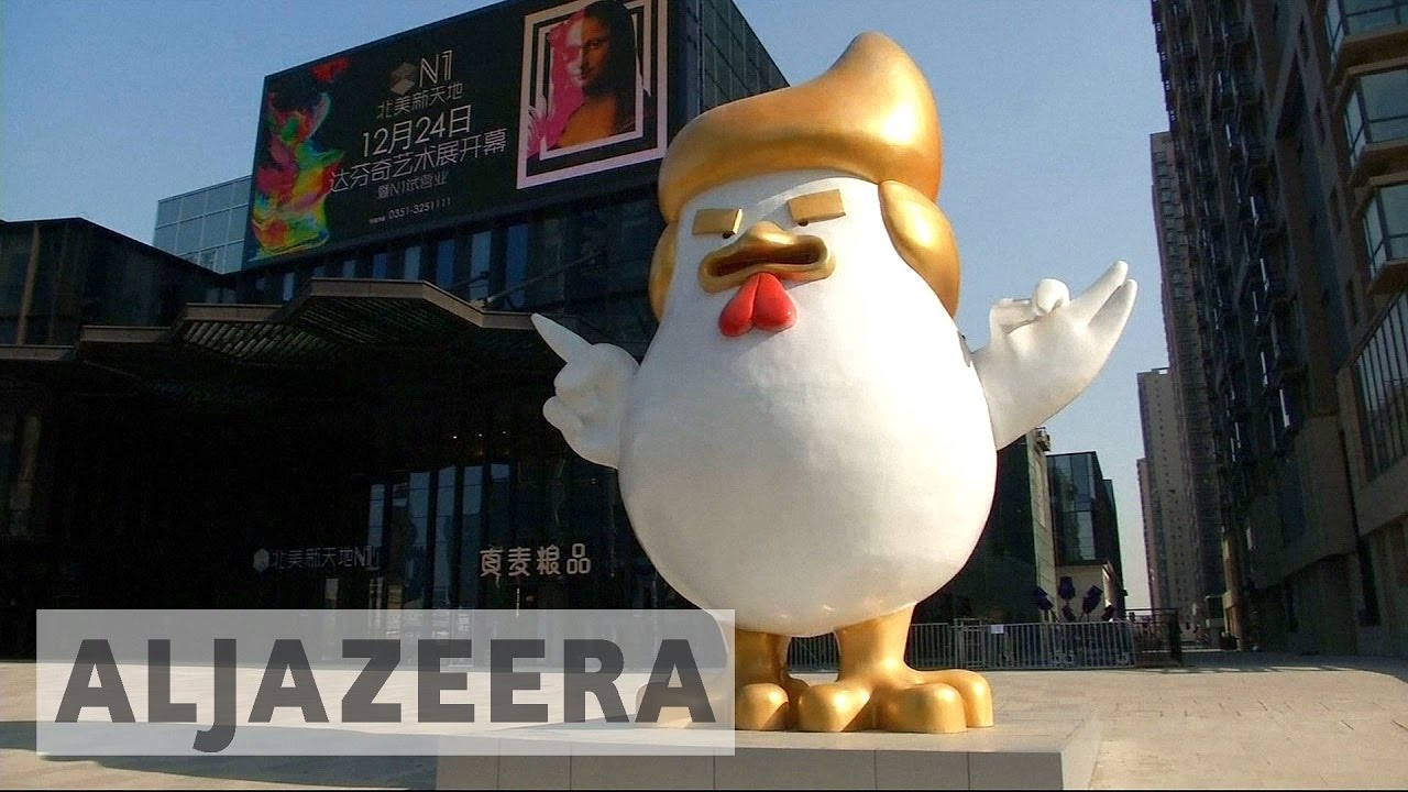"China: Celebrations begin for ""Year of the Rooster"""