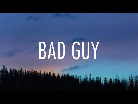 Download Lagu  Billie Eilish - bad guy s Mp3 Free