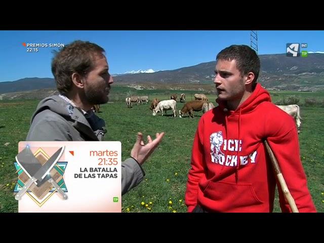40º Aniversario UAGA - Capitulo 412 Programa Tempero - Aragón Televisión   06-Mayo-2017