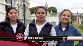 VANUSHKA, QUETZALTENANGO REPORTAJE DE TELEMUNDO