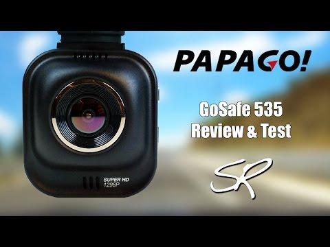 Papago GoSafe 535 Dash Cam Review | The SUPER HD Dash Camera! | Raymond Strazdas